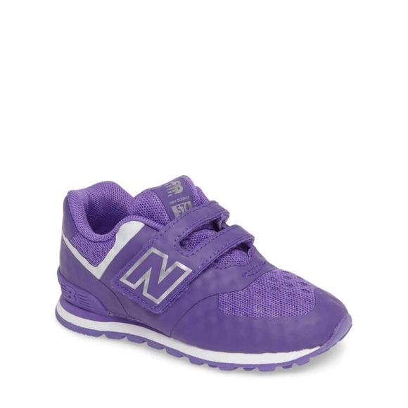 best website 77311 52352 New Balance 574 Toddler Girl sneakers NWT